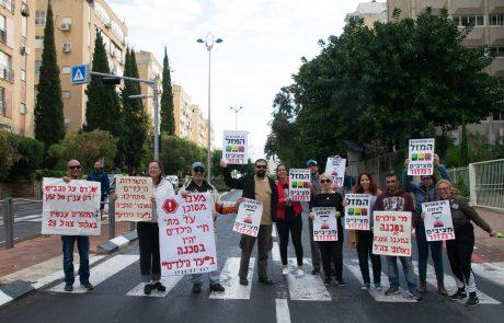 """גוברת המחאה בקרב ההורים למציאת פיתרון במעברי החציה באלופי צה""""ל"""