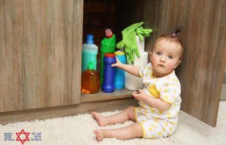 כללי בטיחות בשימוש בחומרי ניקוי וכימיקלים