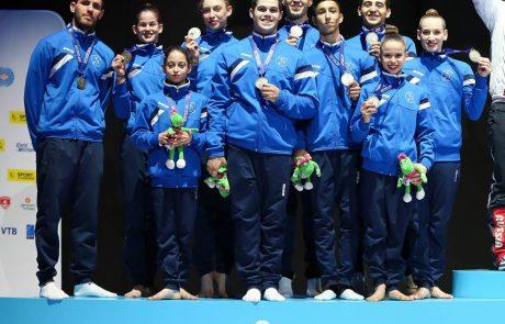 הסתיימה אליפות עולם 2018 באקרובטיקה באנטוורפן בלגיה.