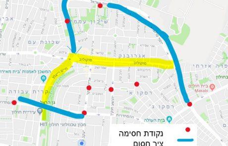 עדלאידע 2019 בחולון – הערכות משטרת ישראל