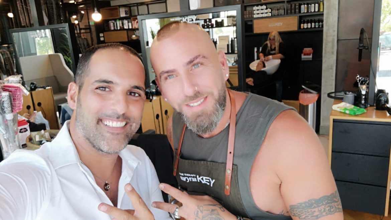 מעצב השיער ניסו אשכנזי,הודיע היום על הצטרפותו לרשימה של מיקאל בוזגלו