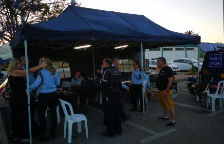 אירוע קהילה וכוחות הביטחון בחול המועד פסח