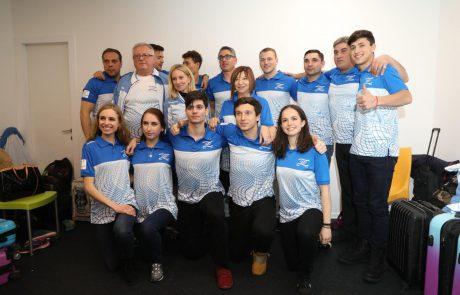 תוצאות אליפות ישראל בהחלקה אמנותית על הקרח