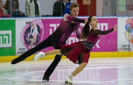 'אליפות ישראל בהחלקה אמנותית על הקרח' – לראשונה תחרות קפיצה על הקרח, הקפיצות יבוצעו על ידי מיטב המחליקים בענף
