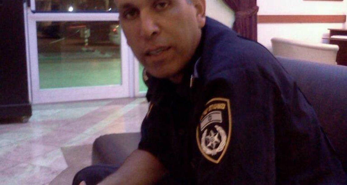 שוטר הציל פעוט ממוות.