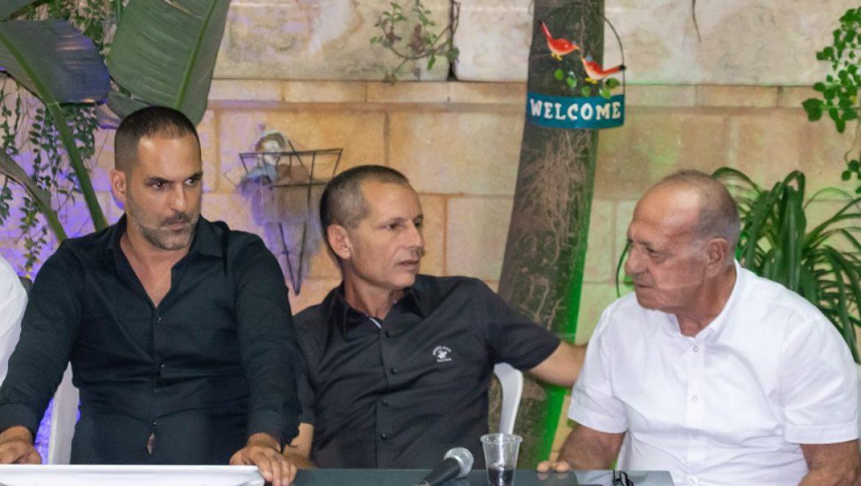 """עו""""ד  ניסן זכריה מדבר על חברו משכבר השנים עמוס ירושלמי"""