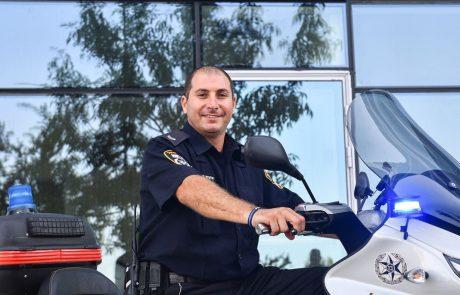 השוטר הקהילתי איציק בנבנישתי לא מוותר