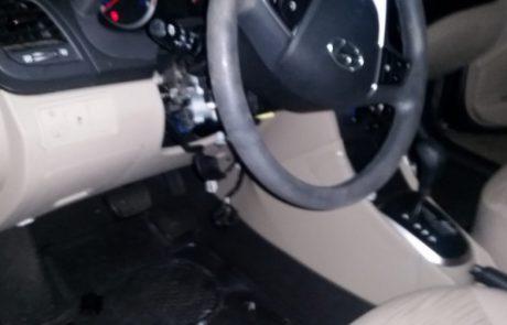 חולון – המשטרה בלמה גניבת רכב בדקה ה – 90
