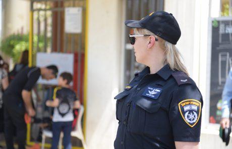 היערכות משטרת ישראל לקראת יום הבחירות לכנסת ה-22 של מדינת ישראל