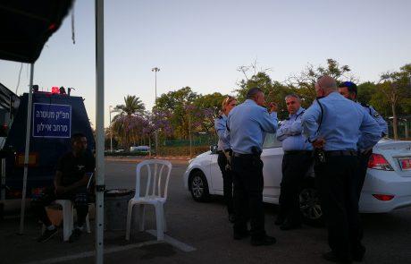 המשטרה עצרה היום 2 נהגים (21, 48, חולון) ב 2 מקרים שונים בחשד שעברו עבירות תנועה