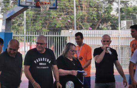 """טורניר כדורגל לזכרו של איתי פרץ ז""""ל"""