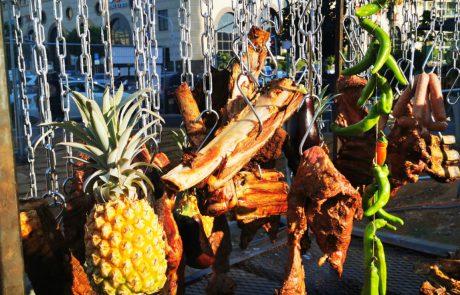 יצאנו לעדכן אתכם לגבי פסטיבל האוכל בנתנאל בשדרה