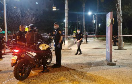"""בשעה 21:46 התקבל דיווח במוקד 101 של מד""""א במרחב איילון על פצוע מירי ברחוב יוחאי בן נון בחולון"""