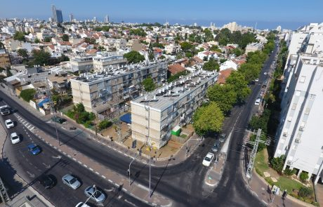 """מדוע עיריית חולון """"דוחה"""" את הפרויקט של תושבי תל גיבורים רחוב המעפילים ?"""