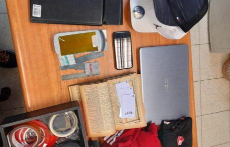 גבר בן 54 החשוד בביצוע עבירות מרמה נעצר