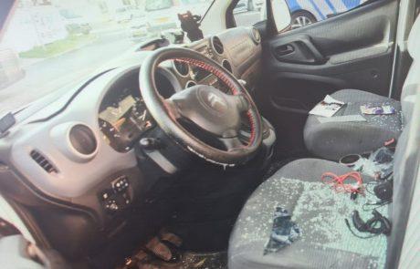 המשטרה עצרה הלילה קטין מאזור המרכז בחשד לגרימת נזק לעשרות כלי רכב בחולון