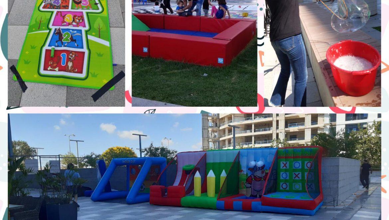 יום ראשון הגיע ואיתו פעילויות הילדים שלנו!