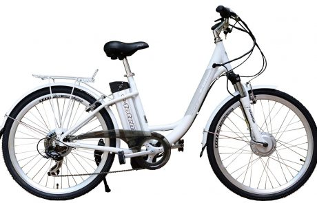 לכל בעלי האופניים חשמליים ,המסר הבא הוא עבורכם !